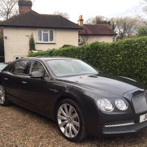 Bentley – Flying Spur 6.0L Sedan