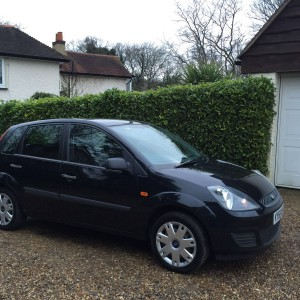 Ford – Fiesta 1.4 TD Style Climate
