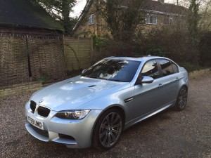 BMW – M3 4.0L V8 SALOON Manual