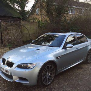 BMW – M3 4.0L V8 SALOON Manual