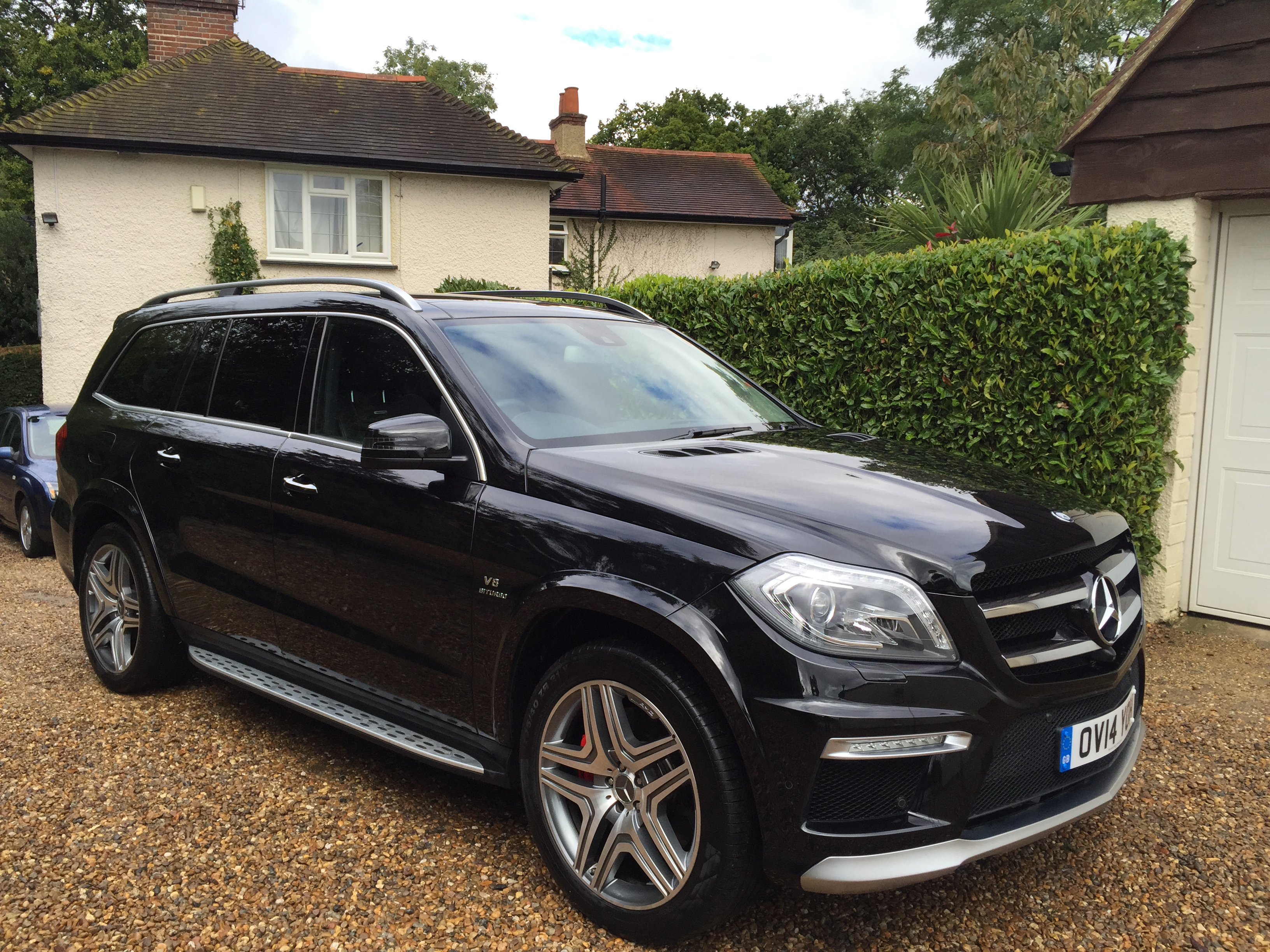 Mercedes GL63 AMG 7 SEATER | GS Vehicle Servcies