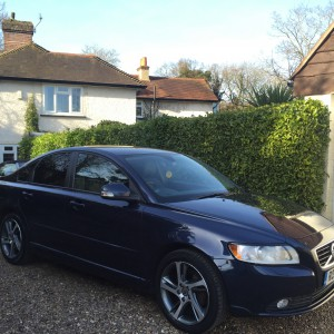 VOLVO S40 1.6 DRIVE START/ STOP SE 115 PS