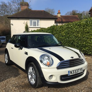 Mini Cooper 1.6 BAKER STREET SPECIAL EDITION