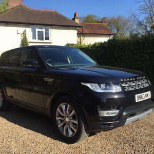 Land Rover Range Rover Sport SD V6 HSE 4×4 AUTO (Start Stop)