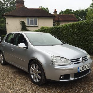 VW Golf 2.0L GT TDI 5 Door Hatchback