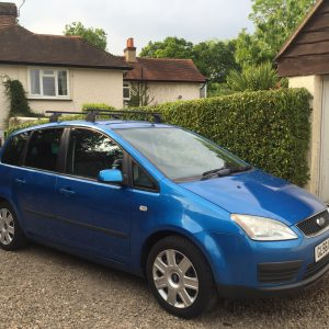 FORD FOCUS C MAX 1.6 Style Petrol MPV