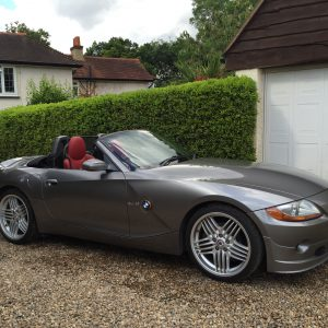BMW Z4 3.4S ALPINA ROADSTER 6 SPEED MANUAL