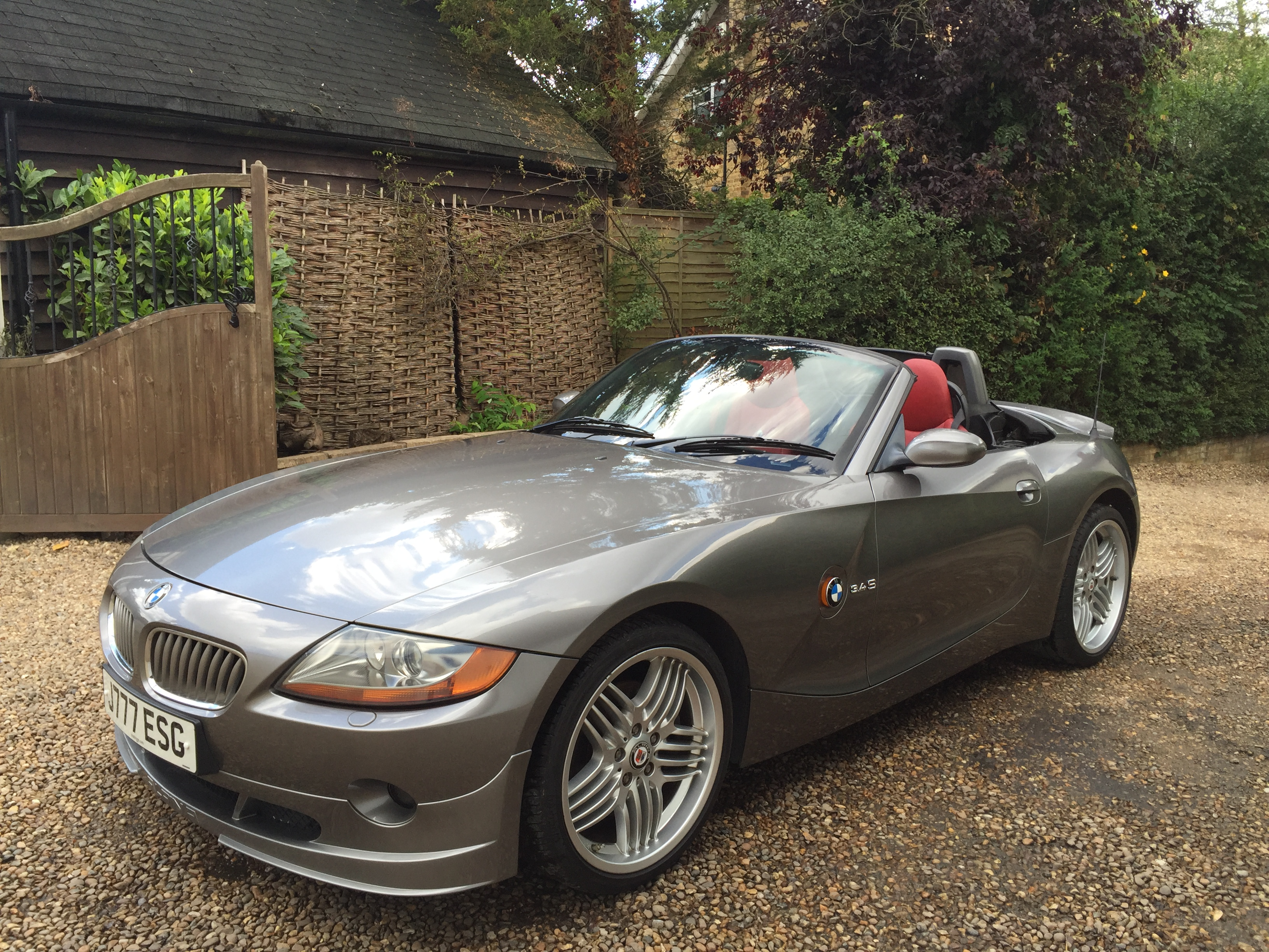 Bmw Z4 3 4s Alpina Roadster 6 Speed Manual Gs Vehicle Servcies