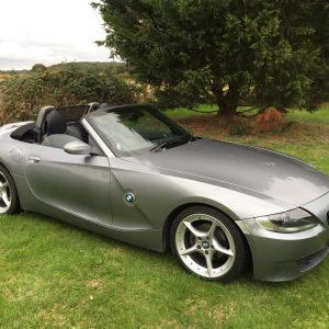 BMW Z4 2.0L SPORT ROADSTER MANUAL