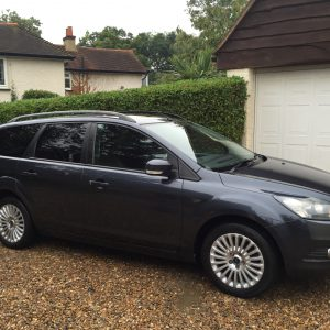 FORD FOCUS TITAINIUM 1.6 TURBO DIESEL ESTATE