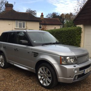 Land Rover Range Rover Sport SUPER  CHARGED 4.2 V8 HST AUTO