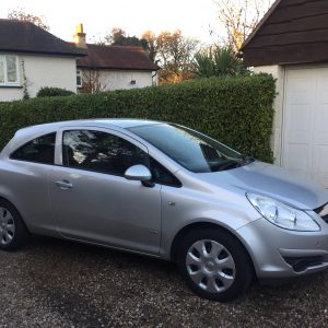 Vauxhall Corsa 1.2 Club AIR CONDITIONING