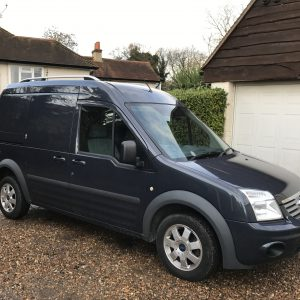 FORD TRANSIT CONNECT T230 1.8 DIESEL 110BHP LIMITED HIGH ROOF