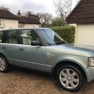 LAND ROVER TDV8 VOGUE SE AUTO