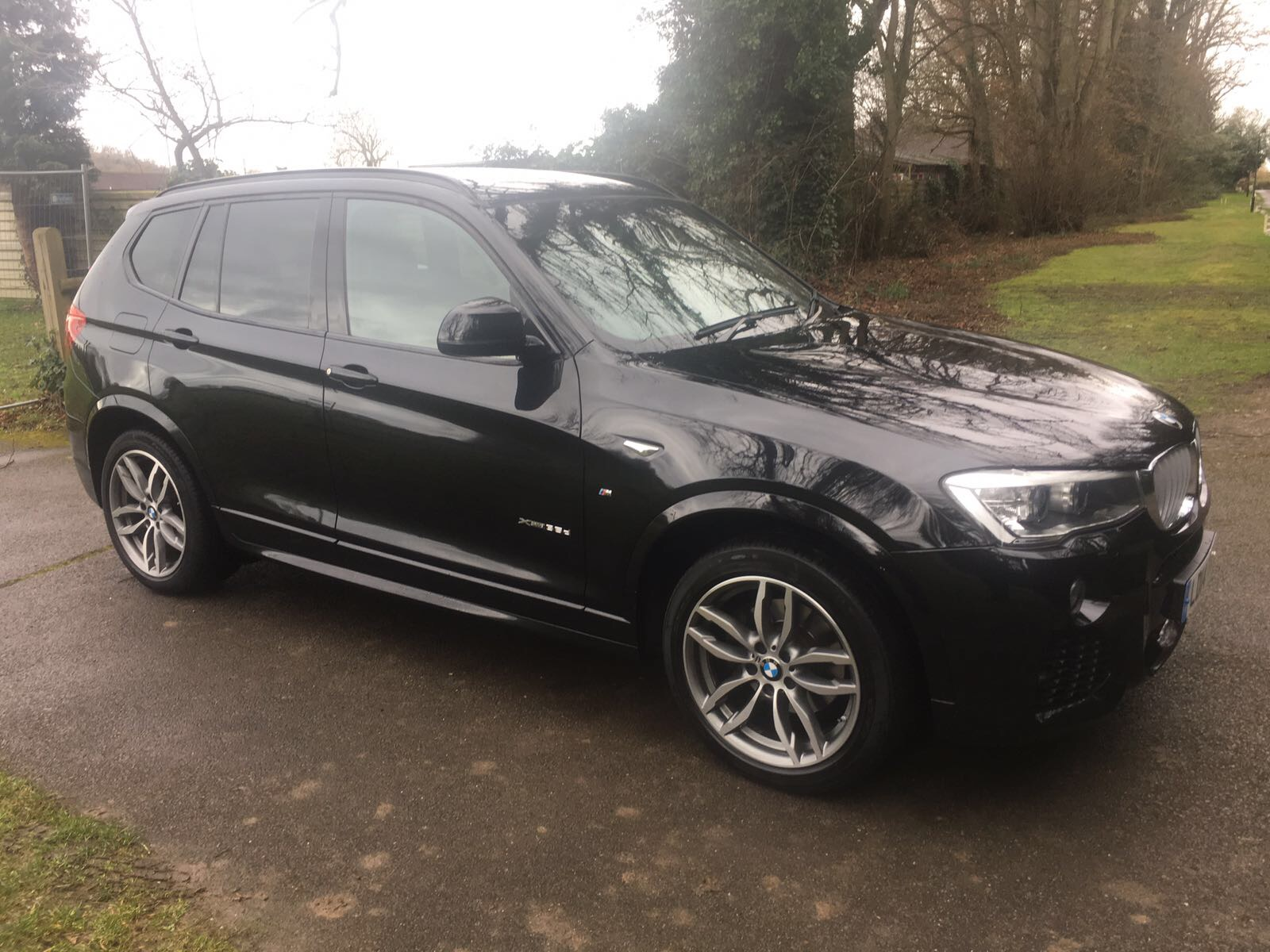 bmw x3 35d m sport auto gs vehicle servcies. Black Bedroom Furniture Sets. Home Design Ideas