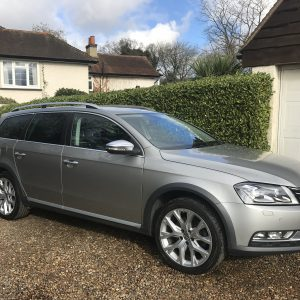 VW PASSAT 2.0L TDI SPORT ALLTRACK 4 WHEEL DRIVE BLUEMOTION TECH 177PS AUTO