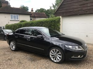 Vw passat cc 2.0L TDi BLUEMOTION Tech GT 177BHP