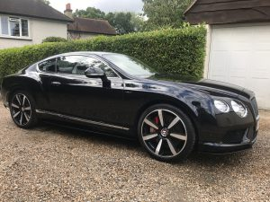 Bentley CONTINENTAL GT S V8 AUTO