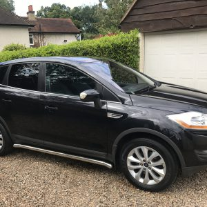 FORD KUGA TITANIUM TDCI FOUR WHEEL DRIVE