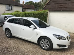 Vauxhall Insignia SR NAV CDTI ECO S/S 163PS ESTATE 6 SPEED MANUAL DIESEL