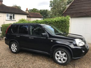 Nissan X-Trail SPORT Expedition 2.0L dci