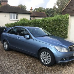 Mercedes C250 CGI BLUE EFFICIENCY ELEGANCE AUTO 1.8 PETROL