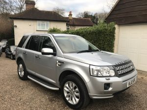 Land Rover Freelander 2  2.2 SD4 HSE AUTOMATIC