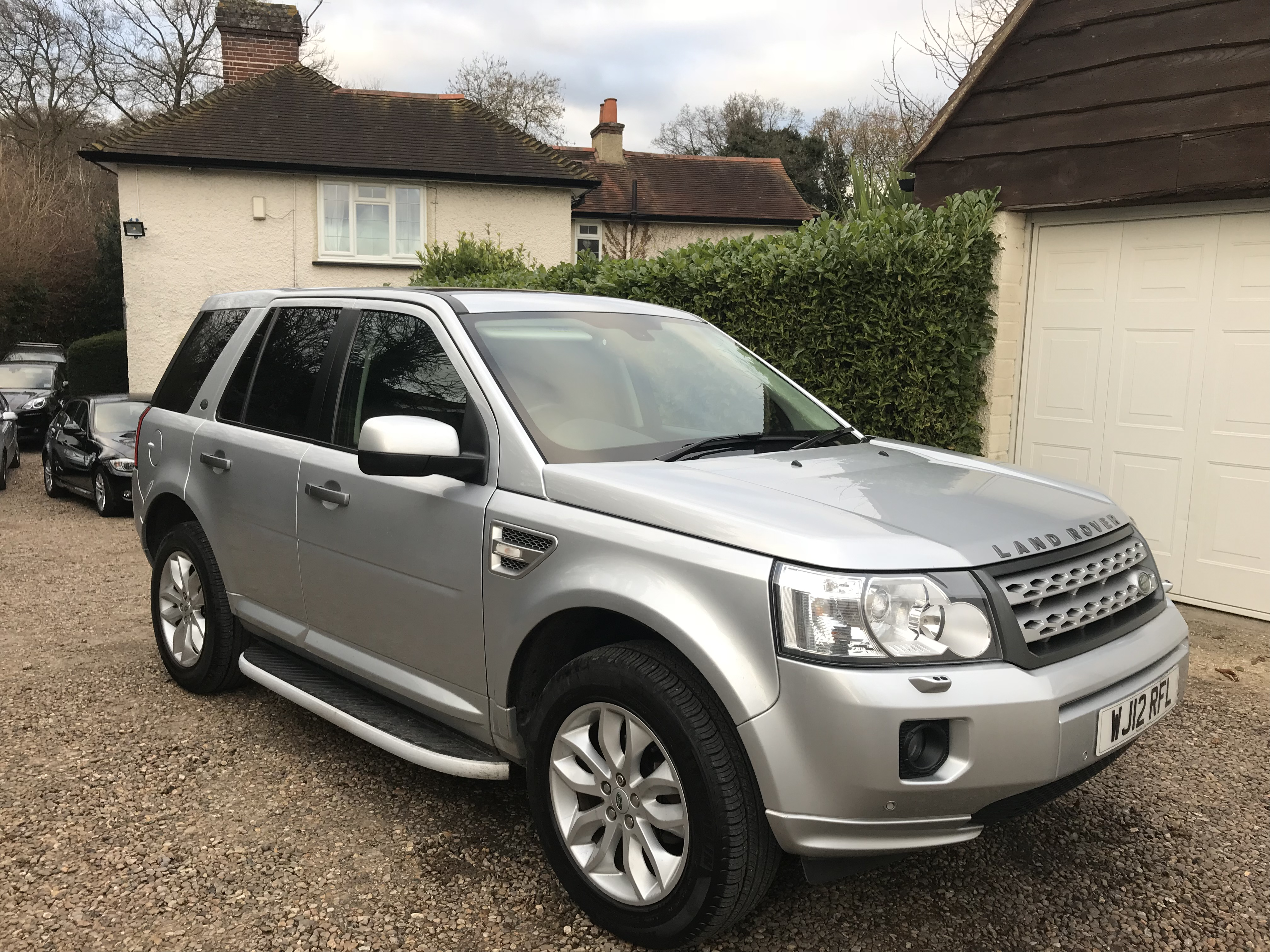 Land Rover Freelander 2 2 2 Sd4 Hse Automatic Gs Vehicle