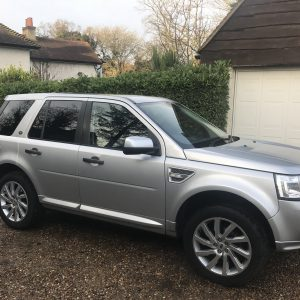 Landrover Freelander 2 SD4 HSE AUTOMATIC