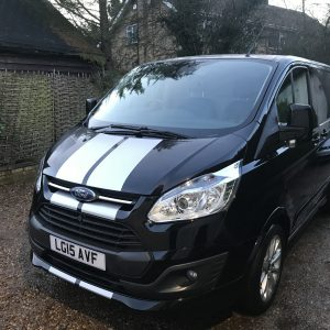 FORD TRANSIT CUSTOM SPORT 290