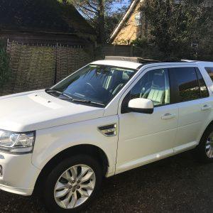 Land Rover Freelander 2 SD4 Auto