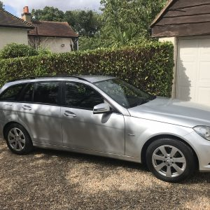 Mercedes C180 SE 1.8 BLUEEFFICIENCY
