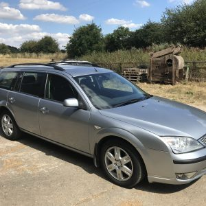 Ford Mondeo GHIA 2.0L TDCI ESTATE