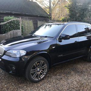 BMW X5 3.0 40d M SPORT X DRIVE AUTO