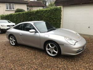Porsche 911 996 TARGA MANUAL