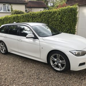 Bmw 320d M SPORT TOURING MANUAL GEARBOX