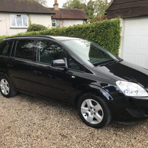 Vauxhall Zafira 1.6 Exclusiv 1.6 PETROL Manual