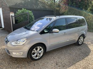 Ford Galaxy Titainium X 2.0 TDCi 140PS AUTOMATIC