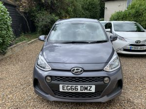 Hyundai i10 1.2 SE 5 Door Manual