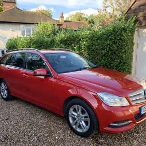 Mercedes C180 1.6 SE EXECUTIVE BLUE EFFICIENCY AUTO 7 Gear tronic