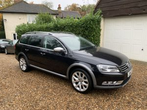 Vw Passat ALLTRACK 4 MOTION MANUAL