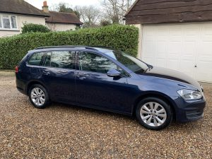 Vw Golf SE BLUEMOTION TECH 1.6 TDI Estate Manual