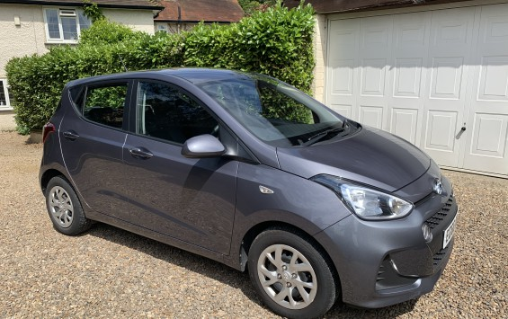 Hyundai i10 1.0 SE Manual