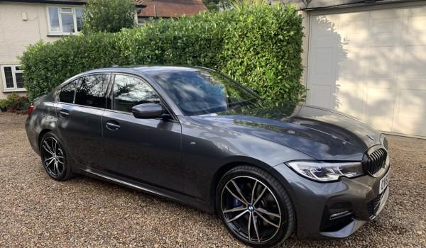 BMW 320D M SPORT X-DRIVE AUTO