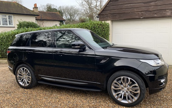 Land Rover Range Rover Sport 3.0 SDV6 306 HSE DYNAMIC AUTO