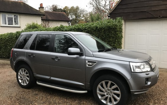 Land Rover Freelander SD4 HSE Auto