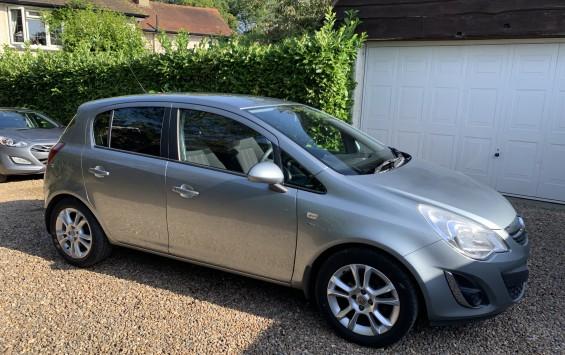 Vauxhall Corsa 1.4 16v SXI AUTOMATIC