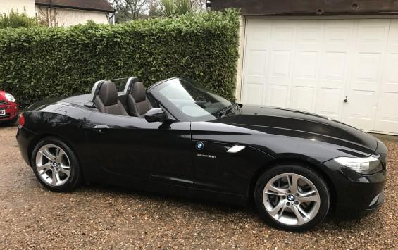 BMW Z4 3.5i M SPORT S-Drive DTC Auto ROADSTER