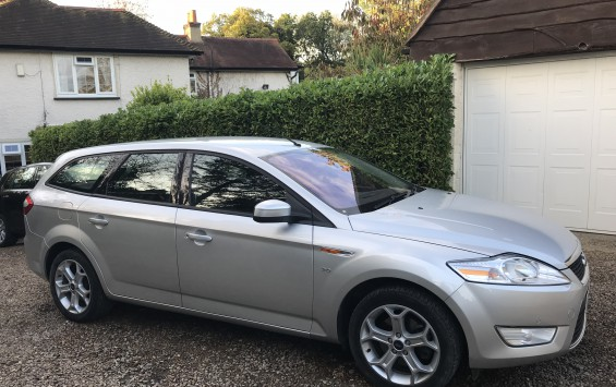 Ford Mondeo Sport 2.0L Petrol Estate Manual