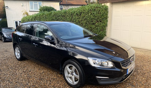 Volvo V60 D3 BUSINESS EDITION 2.0D AUTOMATIC